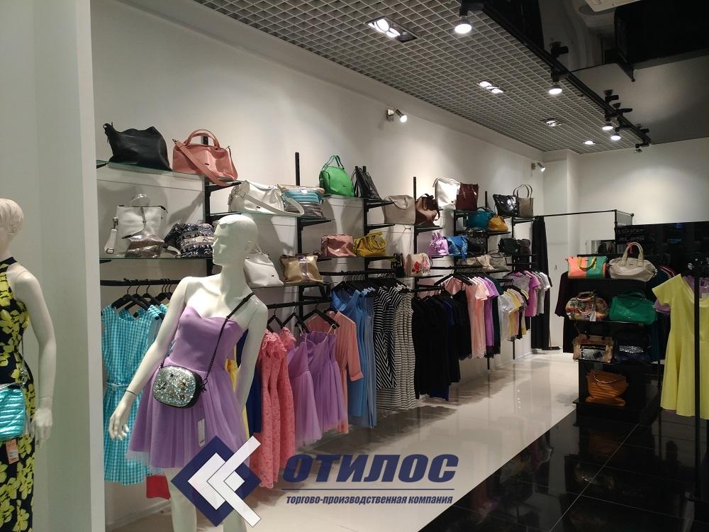 c7da8b255a9 Торговое оборудование для магазина одежды заказать Оборудование для магазина  одежды заказать ...