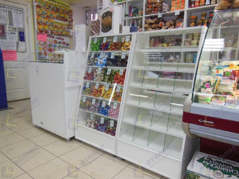 Мебель для торговли конфетами